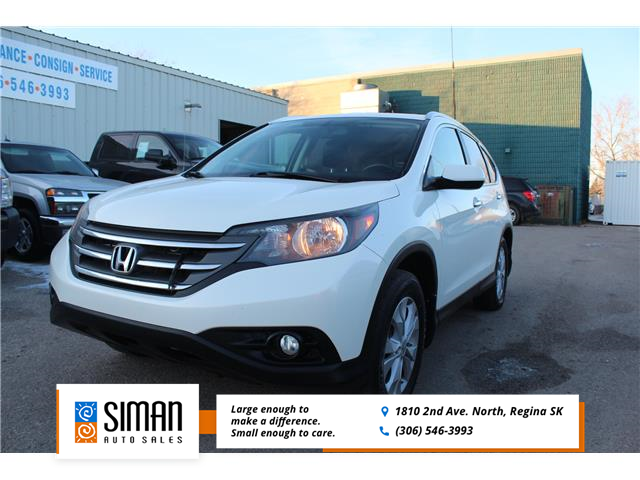 2014 Honda CR-V Touring (Stk: CBK2859) in Regina - Image 1 of 19