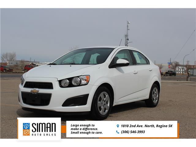 2016 Chevrolet Sonic LT Auto (Stk: CC2870) in Regina - Image 1 of 19