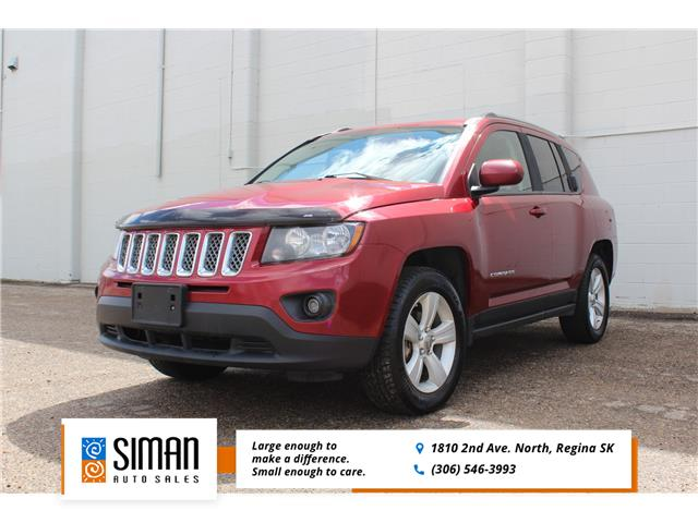 2014 Jeep Compass Sport/North (Stk: CC2867) in Regina - Image 1 of 16