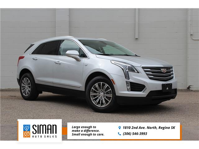 2018 Cadillac XT5 Luxury (Stk: P1615) in Regina - Image 1 of 30
