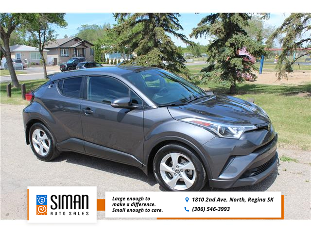 2018 Toyota C-HR XLE (Stk: P1868) in Regina - Image 1 of 21