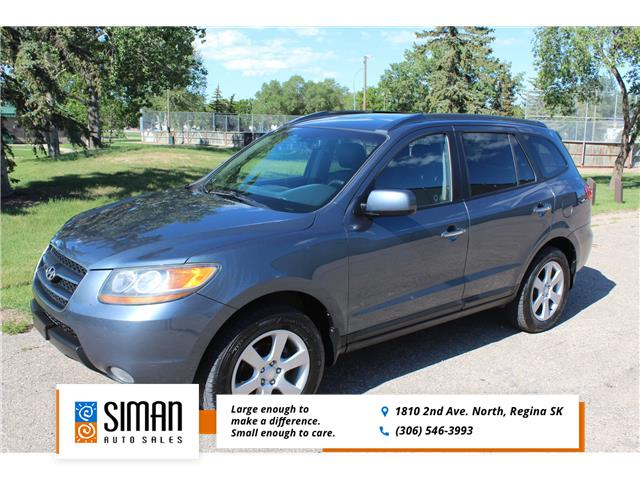 2009 Hyundai Santa Fe Limited (Stk: CBK2928) in Regina - Image 1 of 20