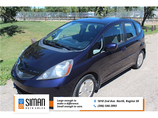 2009 Honda Fit Sport (Stk: P1890) in Regina - Image 1 of 17