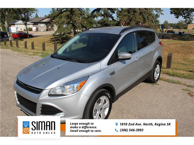2016 Ford Escape SE (Stk: CBK2942) in Regina - Image 1 of 20