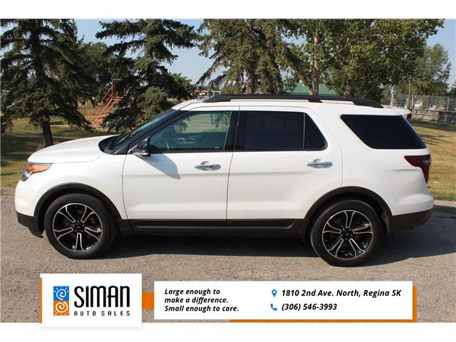 2014 Ford Explorer Sport (Stk: CC2941) in Regina - Image 1 of 26
