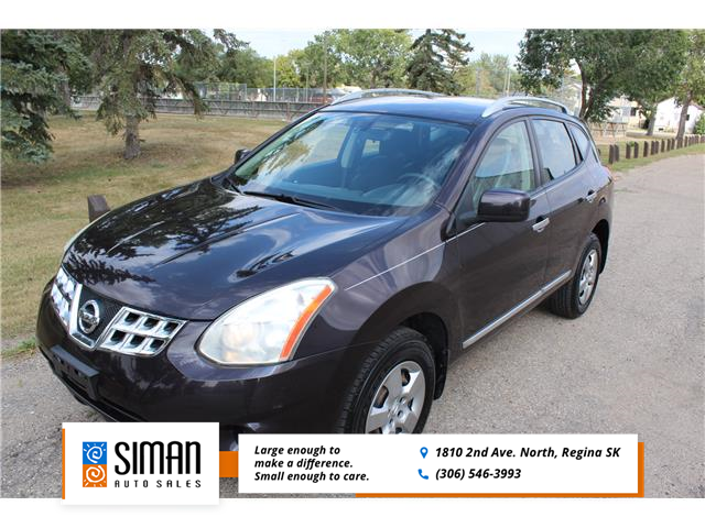 2013 Nissan Rogue S (Stk: P1894) in Regina - Image 1 of 18