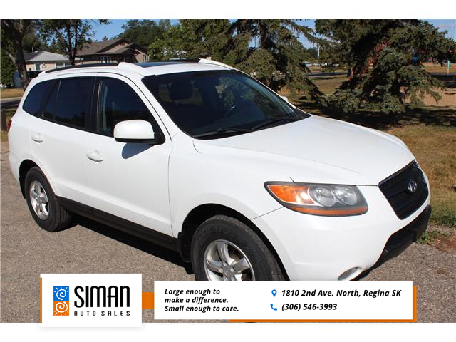 2008 Hyundai Santa Fe Limited (Stk: P1908) in Regina - Image 1 of 17