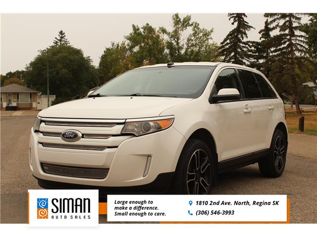 2014 Ford Edge SEL (Stk: P1921) in Regina - Image 1 of 29