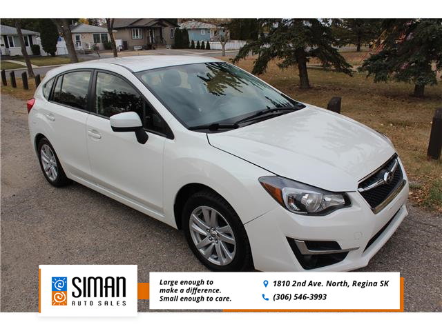 2016 Subaru Impreza 2.0i Touring Package (Stk: CT2949) in Regina - Image 1 of 20