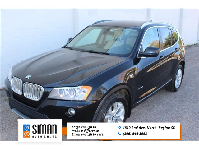 2012 BMW X3 xDrive28i (Stk: P1941) in Regina - Image 1 of 23