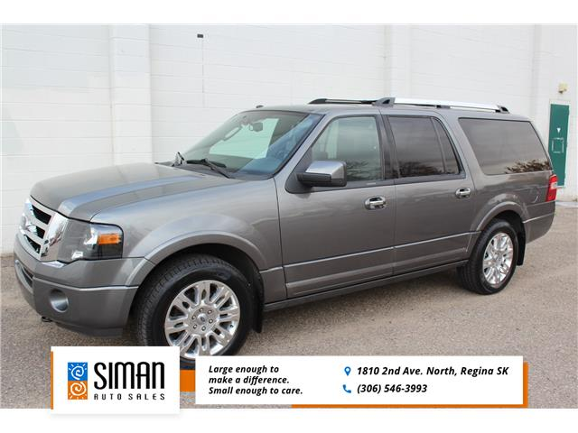 2012 Ford Expedition Max Limited (Stk: P1934) in Regina - Image 1 of 28