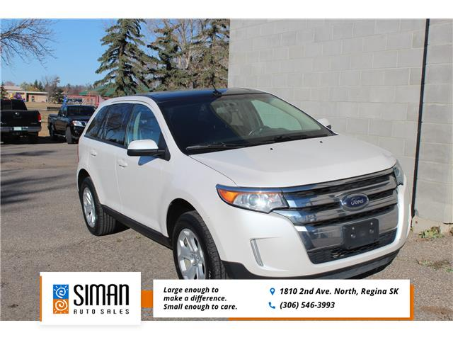 2013 Ford Edge SEL (Stk: P1936) in Regina - Image 1 of 17