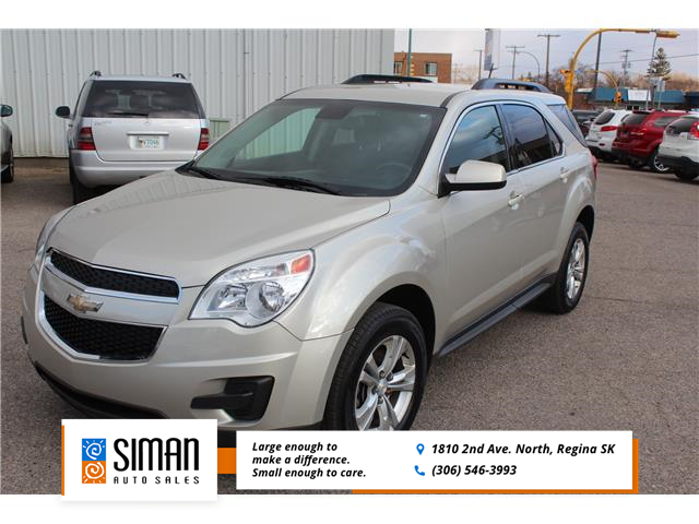 2015 Chevrolet Equinox 1LT (Stk: CBK2954) in Regina - Image 1 of 19