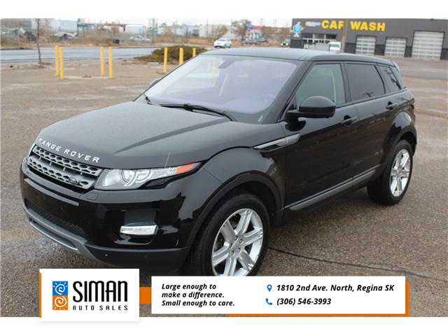 2015 Land Rover Range Rover Evoque Pure Plus (Stk: P1952) in Regina - Image 1 of 21