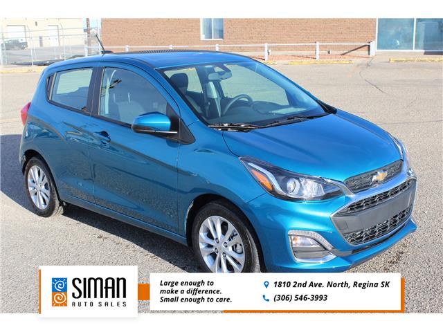2020 Chevrolet Spark 1LT CVT (Stk: P1961) in Regina - Image 1 of 21