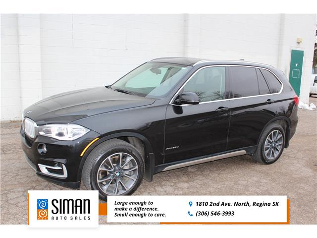 2015 BMW X5 xDrive35d (Stk: P1967) in Regina - Image 1 of 24