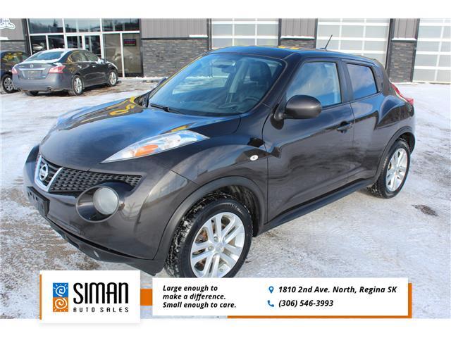 2012 Nissan Juke SL (Stk: P1950) in Regina - Image 1 of 20