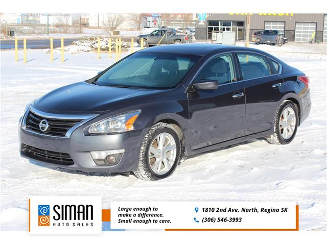 2013 Nissan Altima 2.5 SV (Stk: P1970) in Regina - Image 1 of 22