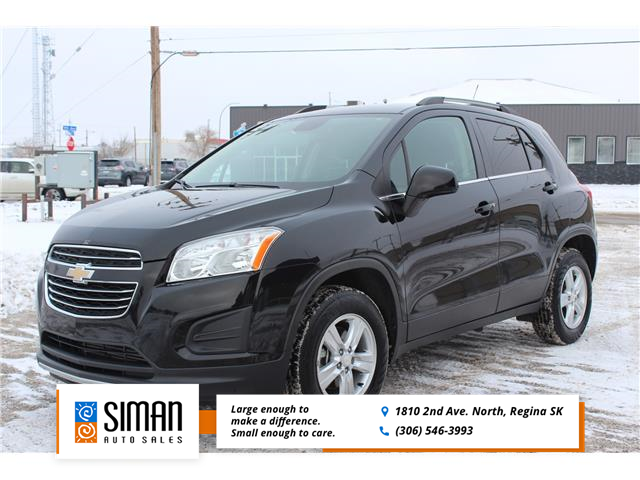 2016 Chevrolet Trax LT (Stk: P1969) in Regina - Image 1 of 27