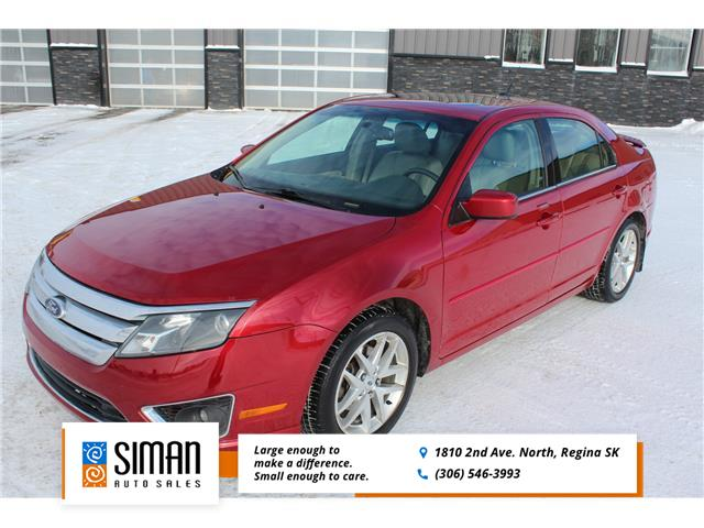 2010 Ford Fusion SEL (Stk: W108) in Regina - Image 1 of 17
