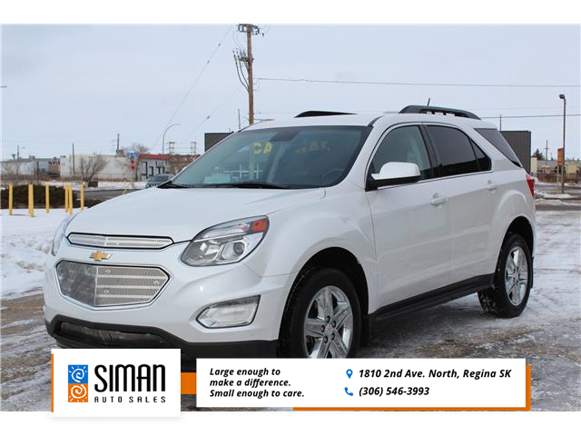 2016 Chevrolet Equinox 1LT (Stk: P1980) in Regina - Image 1 of 28