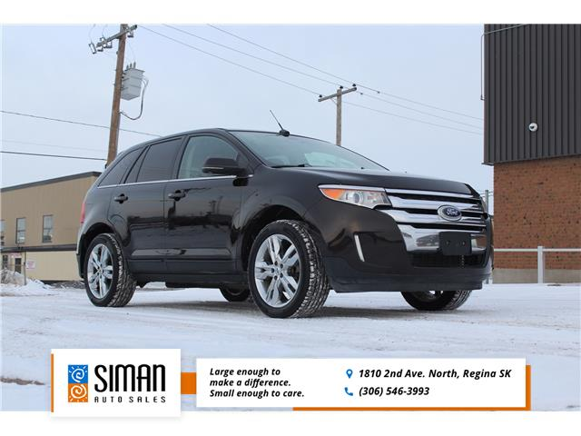 2013 Ford Edge Limited (Stk: P1926) in Regina - Image 1 of 22