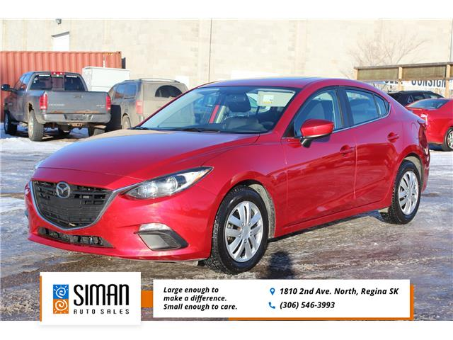 2016 Mazda Mazda3 GS (Stk: P1981) in Regina - Image 1 of 27