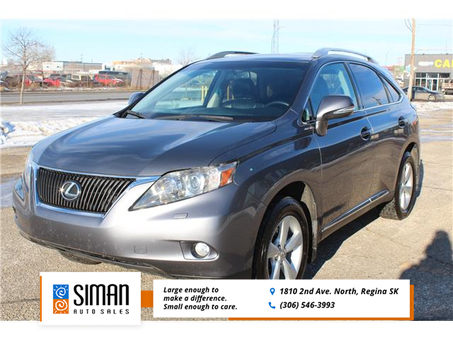 2012 Lexus RX 350 Base (Stk: P1987) in Regina - Image 1 of 17