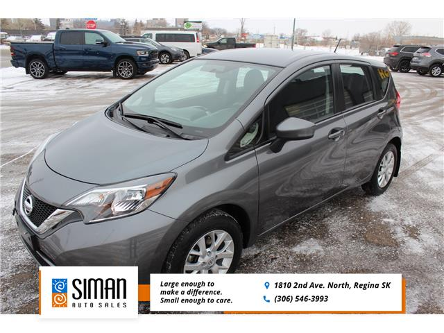 2018 Nissan Versa Note 1.6 SV (Stk: P1994) in Regina - Image 1 of 18