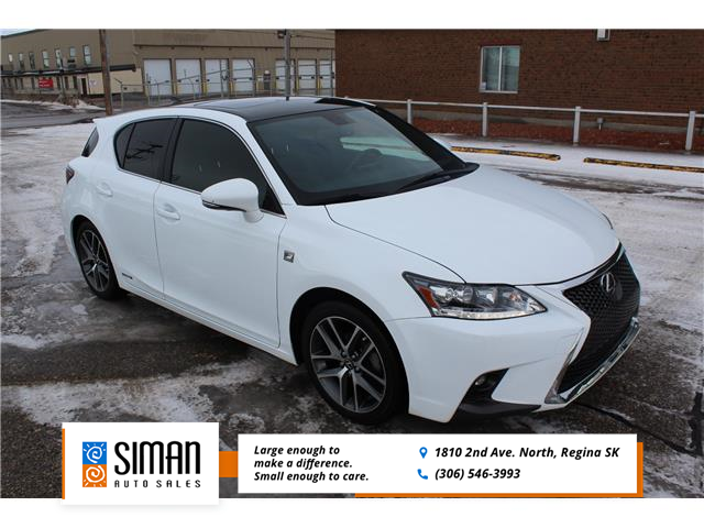 2016 Lexus CT 200h Base (Stk: P1996) in Regina - Image 1 of 24