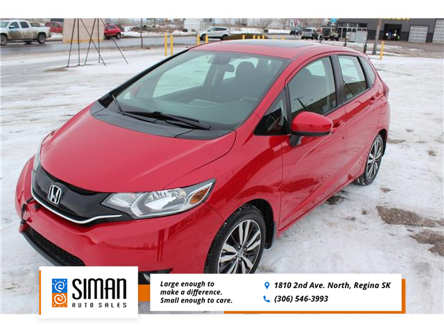 2016 Honda Fit EX (Stk: P2001) in Regina - Image 1 of 22
