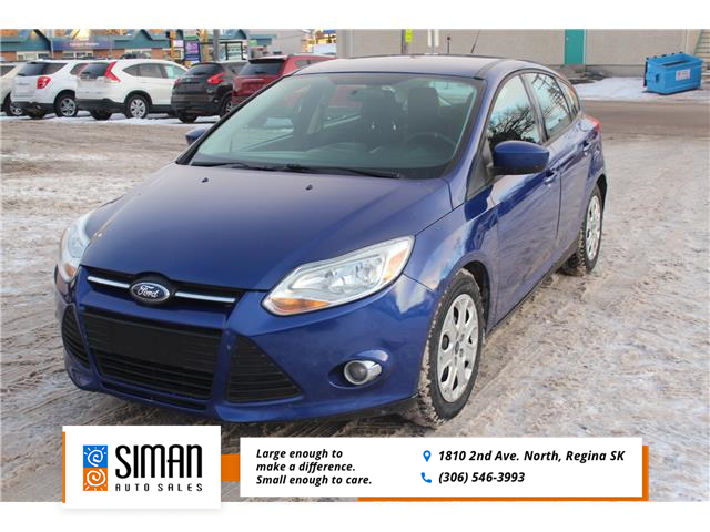 2012 Ford Focus SE (Stk: w128) in Regina - Image 1 of 13