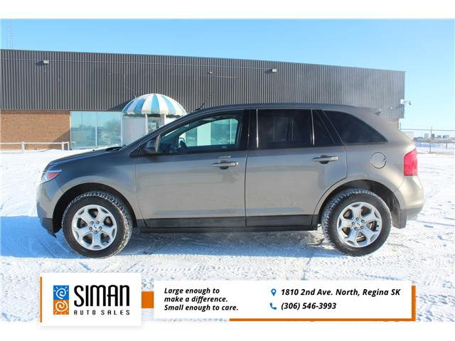 2012 Ford Edge SEL (Stk: w133) in Regina - Image 1 of 21