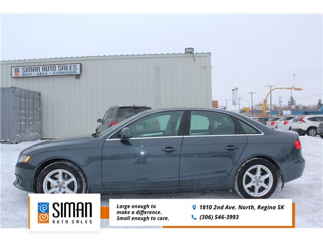 2009 Audi A4 2.0T Premium (Stk: W146) in Regina - Image 1 of 16