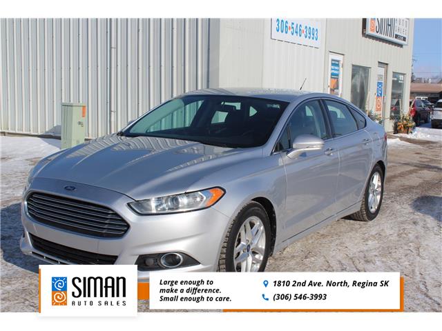 2013 Ford Fusion SE (Stk: w145) in Regina - Image 1 of 14