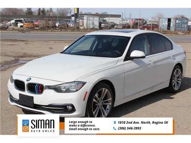 2016 BMW 320i xDrive (Stk: P2054) in Regina - Image 1 of 20