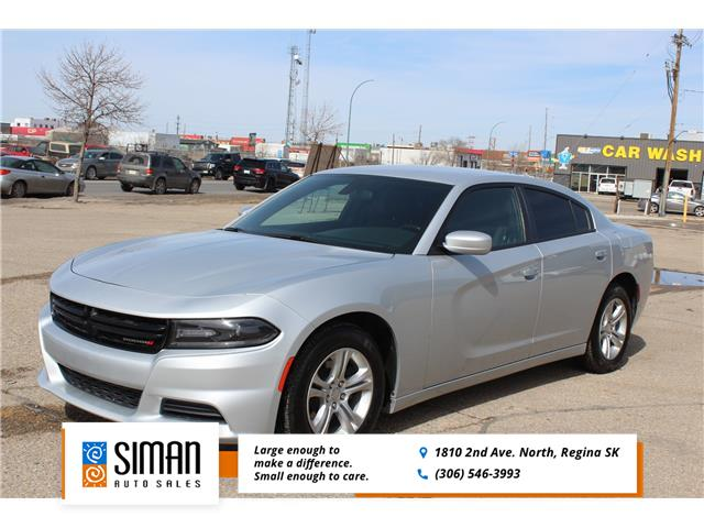2019 Dodge Charger SXT (Stk: P2055) in Regina - Image 1 of 20