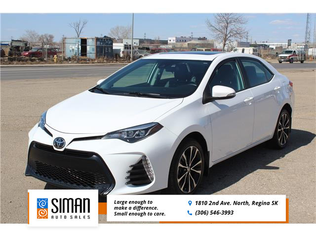 2019 Toyota Corolla SE (Stk: CT2977) in Regina - Image 1 of 22