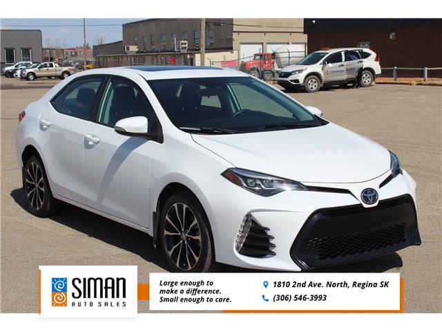 2019 Toyota Corolla SE (Stk: CT2977) in Regina - Image 1 of 22