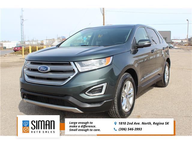 2015 Ford Edge SEL (Stk: P2060) in Regina - Image 1 of 17