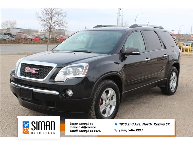 2012 GMC Acadia SLE (Stk: P2065) in Regina - Image 1 of 25