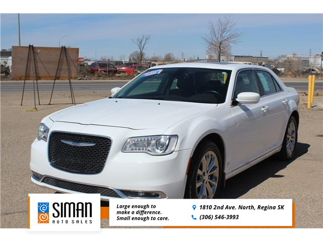 2016 Chrysler 300 Touring (Stk: P2005) in Regina - Image 1 of 24