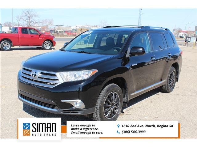 2012 Toyota Highlander V6 Limited (Stk: P2009) in Regina - Image 1 of 30