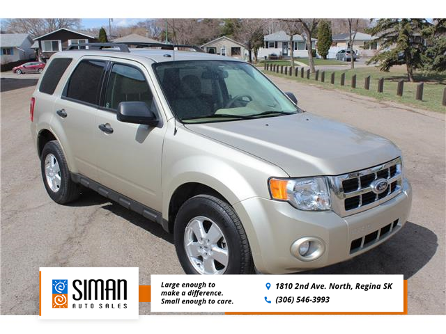 2012 Ford Escape XLT (Stk: CBK2982) in Regina - Image 1 of 17