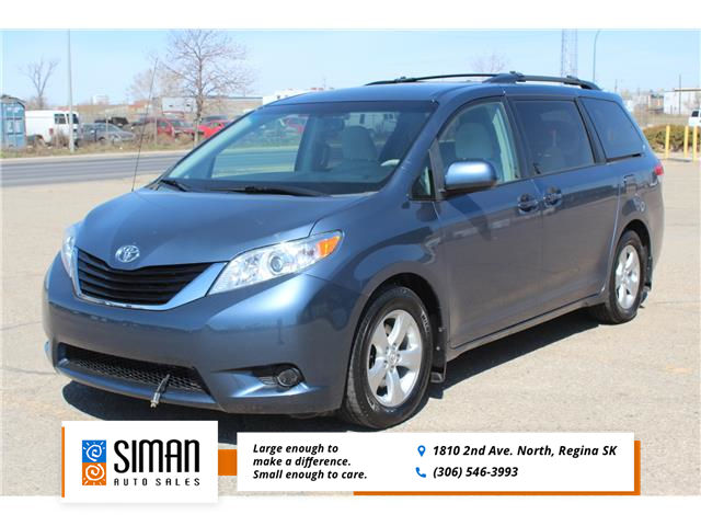 2014 Toyota Sienna LE 8 Passenger (Stk: P2077) in Regina - Image 1 of 18