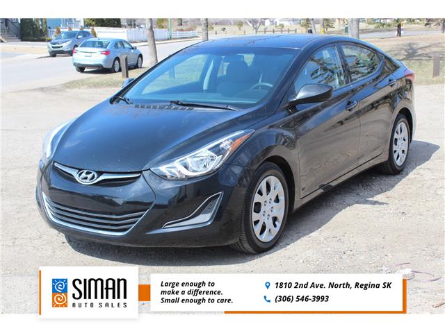 2014 Hyundai Elantra GLS (Stk: PT2059) in Regina - Image 1 of 18