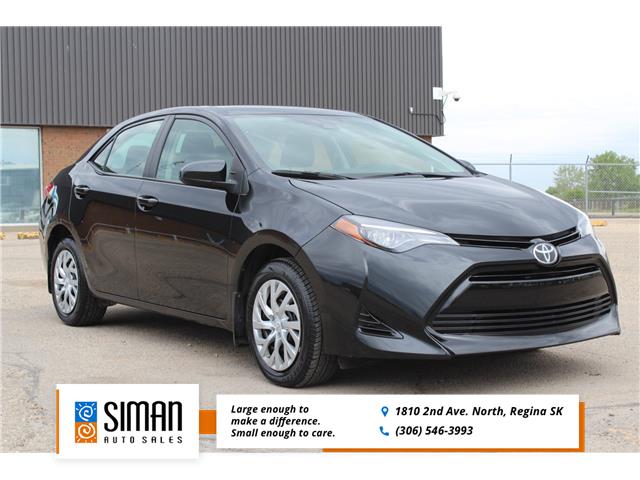 2018 Toyota Corolla LE (Stk: P2096) in Regina - Image 1 of 19