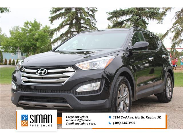2016 Hyundai Santa Fe Sport 2.4 Premium (Stk: CBK2993) in Regina - Image 1 of 18