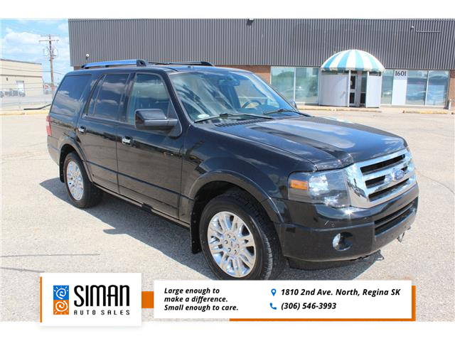 2013 Ford Expedition Limited (Stk: P2117) in Regina - Image 1 of 26