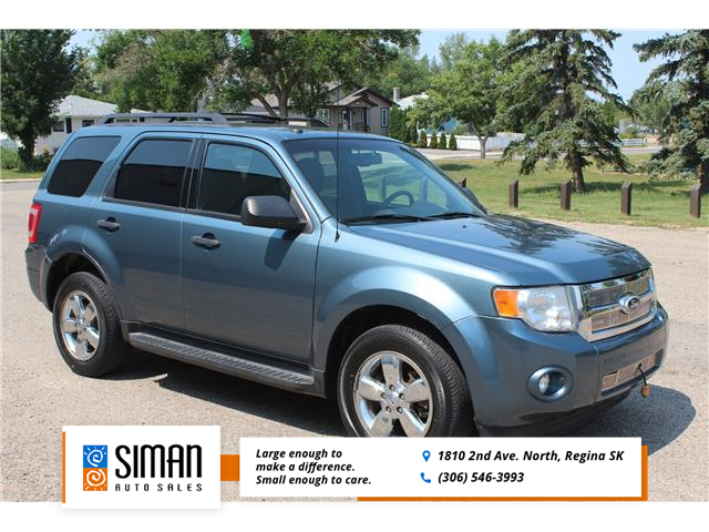 2010 Ford Escape XLT Automatic (Stk: WT220) in Regina - Image 1 of 14